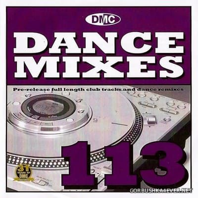 [DMC] Dance Mixes 113 [2014]
