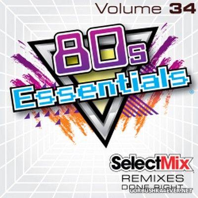 [Select Mix] 80s Essentials vol 34 [2018]