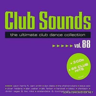 Club Sounds vol 88 [2019] / 3xCD