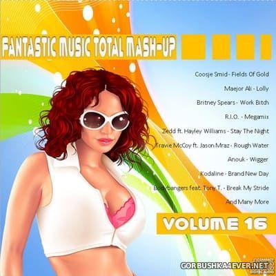 [Fantastic Music] Total Mash Up vol 16 [2013]