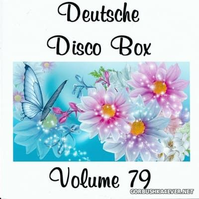 Deutsche Disco Box vol 79 [2019] / 2xCD