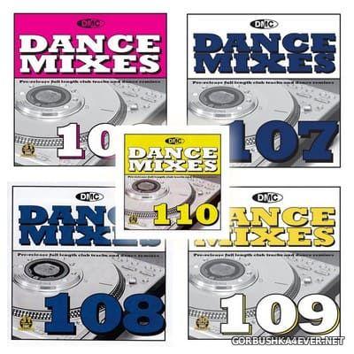 [DMC] Dance Mixes 106 - 110 [2014]