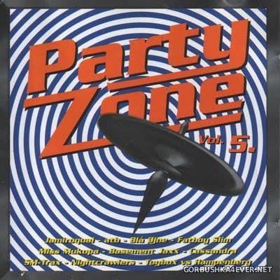 [PartyZone Danmark] Party Zone vol 5 [1999]