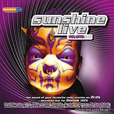 Sunshine Live vol 29 [2009] / 2xCD