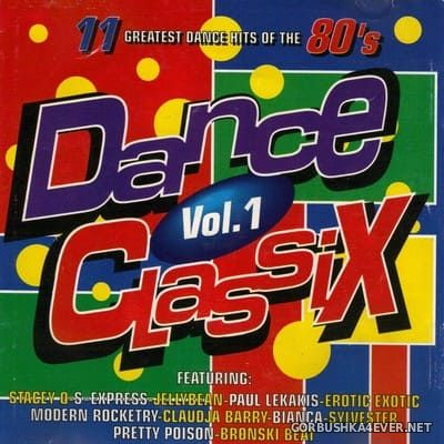 [Rohit Records] Dance Classix vol 1 [1995]