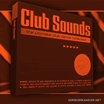 Club Sounds vol 54 - vol 56 [2010-2011] / 9xCD