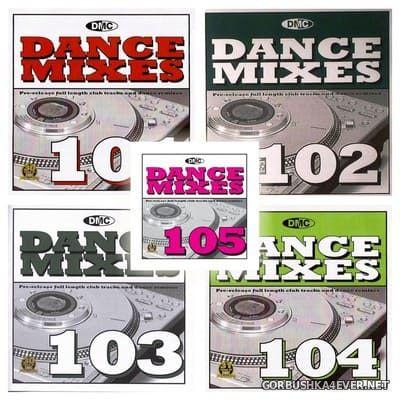 [DMC] Dance Mixes 101 - 105 [2013]