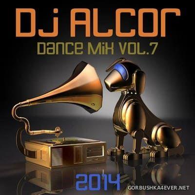 DJ Alcor - Dance Mix vol 7 [2014]
