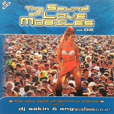 [Dance Expansion] The Sound Of Love Mobiles vol 2 [2002] / 2xCD / Mixed by DJ Sakin & Angy Dee
