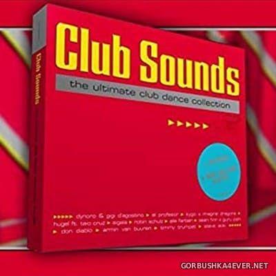 Club Sounds vol 13 - vol 16 [2000] / 8xCD