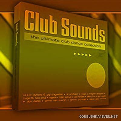 Club Sounds vol 37 - vol 40 [2006-2007] / 8xCD