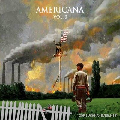 Bart Graft - Americana vol 3 [2018]