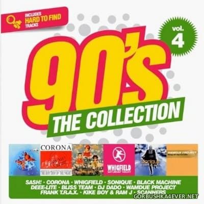 90s The Collection vol 4 [2019] / 2xCD