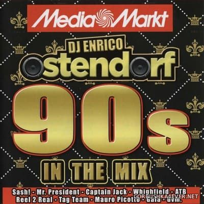 90s In The Mix [2017] / 2xCD / Mixed by Enrico Ostendorf