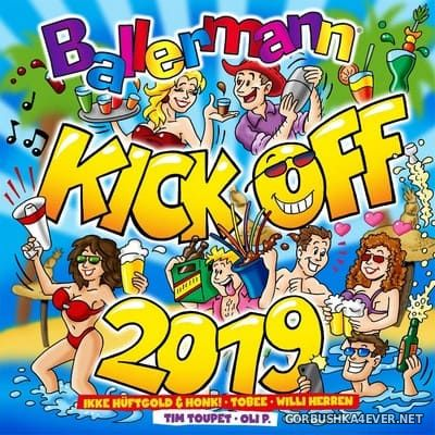 Ballermann Kick Off [2019] / 2xCD