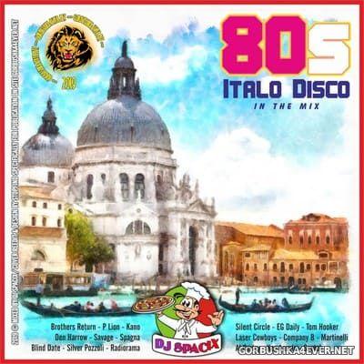 DJ Spacix - 80's Italo Disco Mix [2019]
