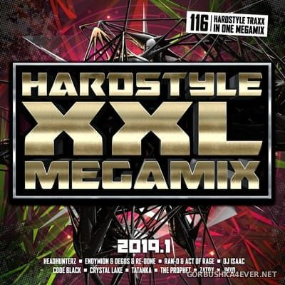 Hardstyle XXL Megamix 2019.1 [2019] Mixed by DJ Deep