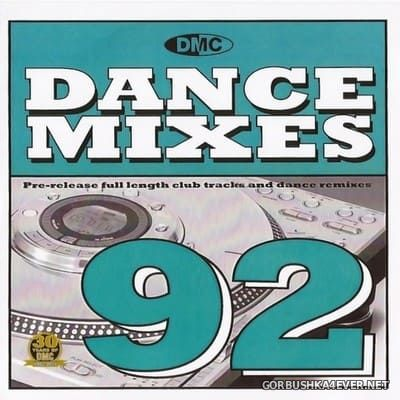 [DMC] Dance Mixes 92 [2013]