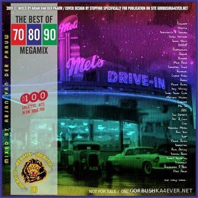 The Best 70s, 80s & 90s [2019] Mixed by Arjan van der Paauw