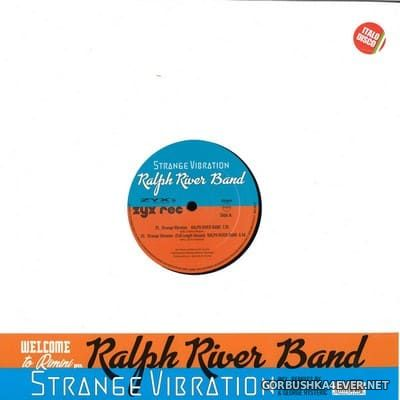 Ralph River Band - Strange Vibration [2018]