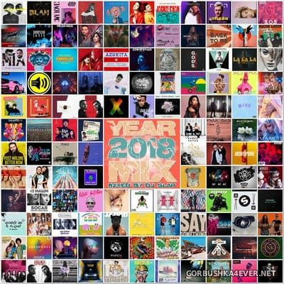 DJ Slap - Yearmix 2018 [2019]