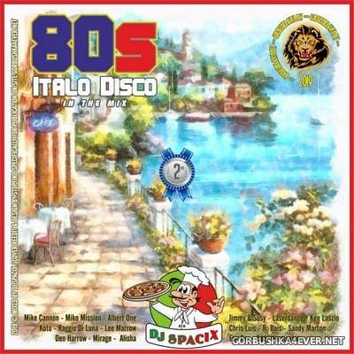 DJ Spacix - 80's Italo Disco Mix II [2019]