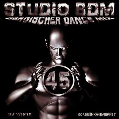 Bergischer Dance Mix vol 45 [2013]
