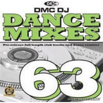 [DMC] Dance Mixes 63 [2012]