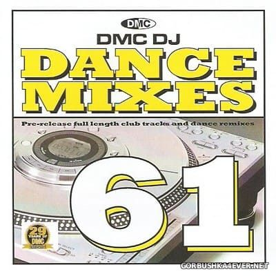 [DMC] Dance Mixes 61 [2012]