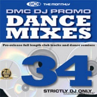 [DMC] Dance Mixes 34 [2011]