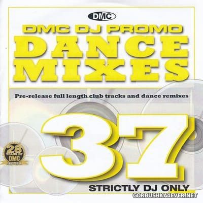 [DMC] Dance Mixes 37 [2011]