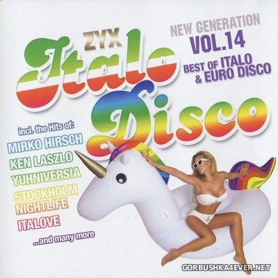 ZYX Italo Disco - New Generation vol 14 [2019] / 2xCD