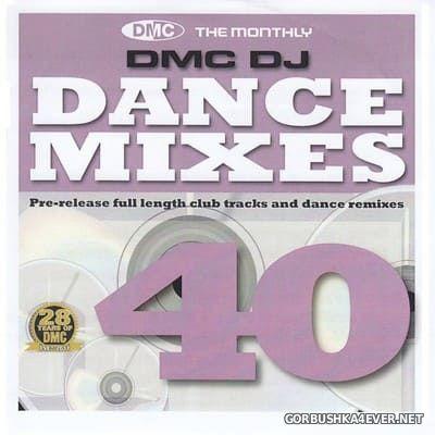 [DMC] Dance Mixes 40 [2011]