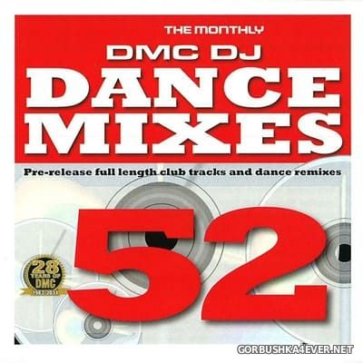 [DMC] Dance Mixes 52 [2011]