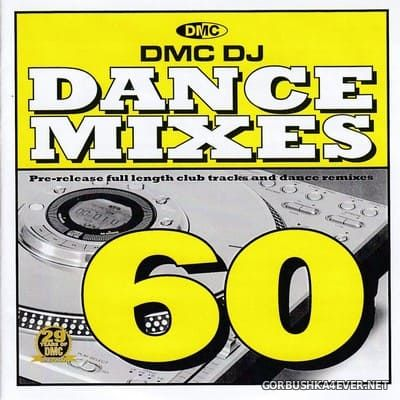 [DMC] Dance Mixes 60 [2012]