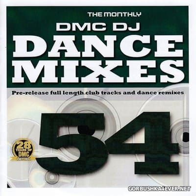 [DMC] Dance Mixes 54 [2011]