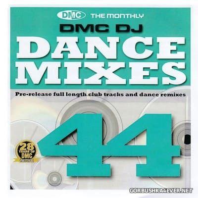 [DMC] Dance Mixes 44 [2011]