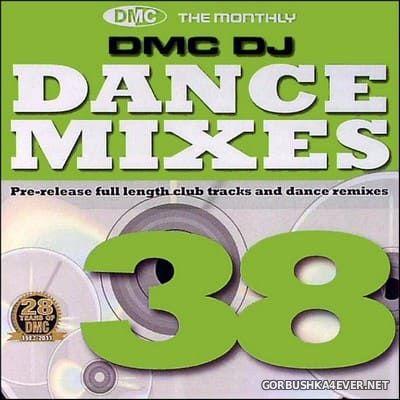 [DMC] Dance Mixes 38 [2011]