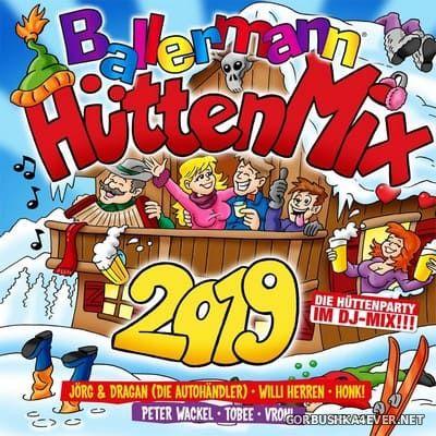 Ballermann Hütten Mix 2019 [2018] / 2xCD