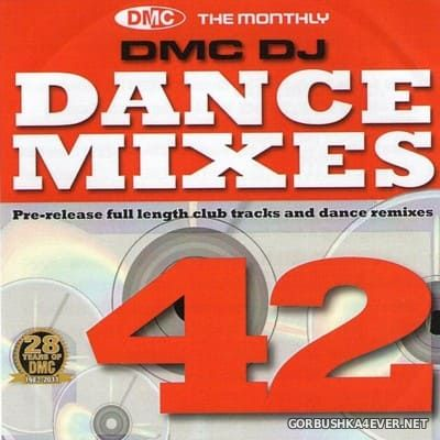 [DMC] Dance Mixes 42 [2011]