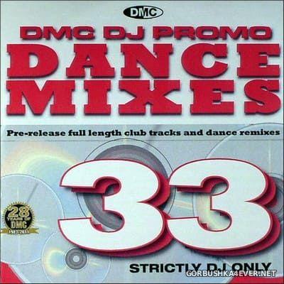 [DMC] Dance Mixes 33 [2011]