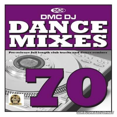 [DMC] Dance Mixes 70 [2012]