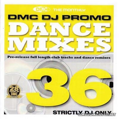 [DMC] Dance Mixes 36 [2011]