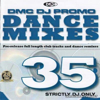 [DMC] Dance Mixes 35 [2011]