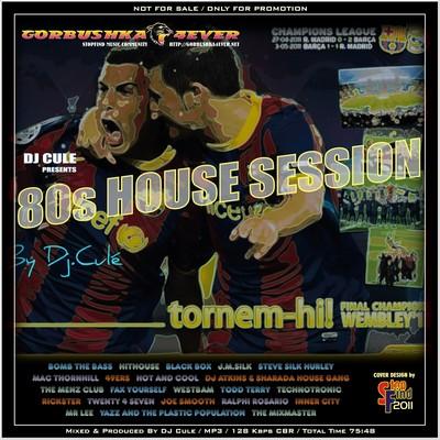 DJ Cule - House Session Mix [2011]