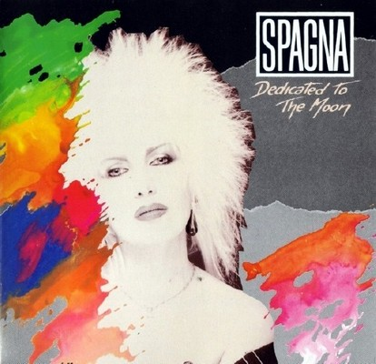 Spagna - Dedicated To The Moon [1987]