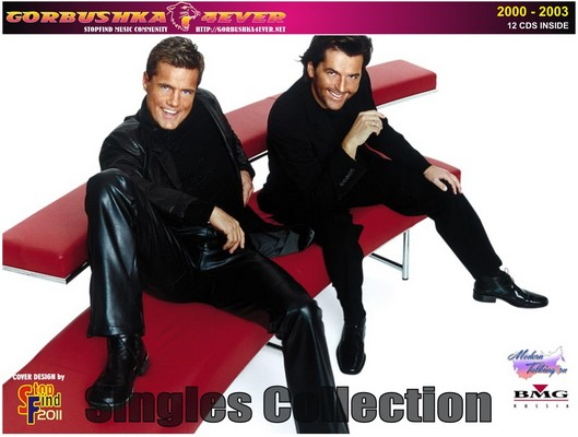 Modern Talking - Singles Collection [2000-2003] / 12xCD