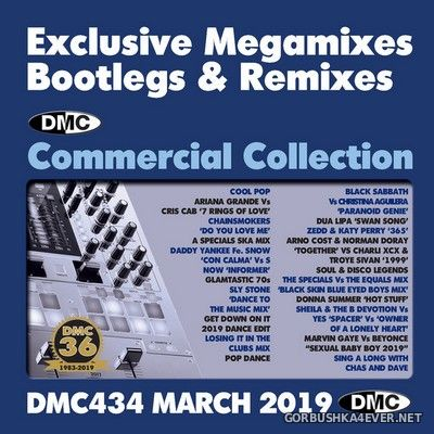 DMC Commercial Collection 434 [2019] March / 2xCD