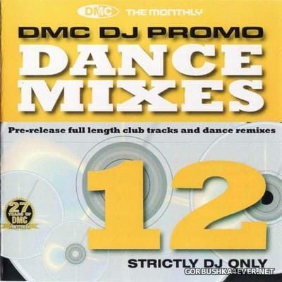 [DMC] Dance Mixes 12 [2010]