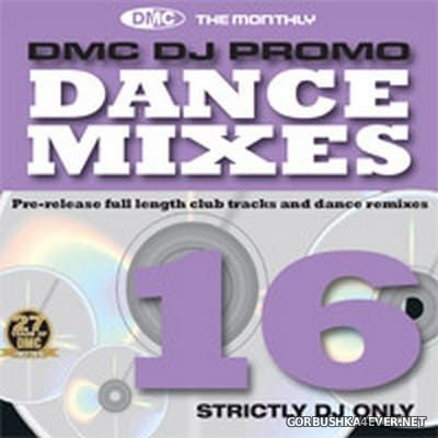 [DMC] Dance Mixes 16 [2010]